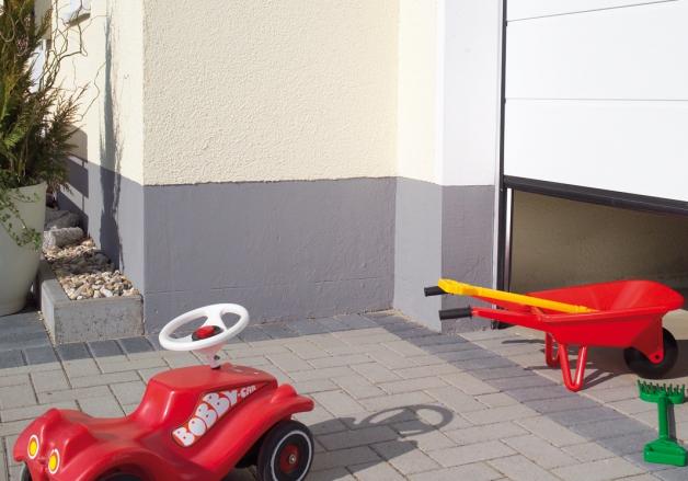 Garagedeuraandrijving Hörmann
