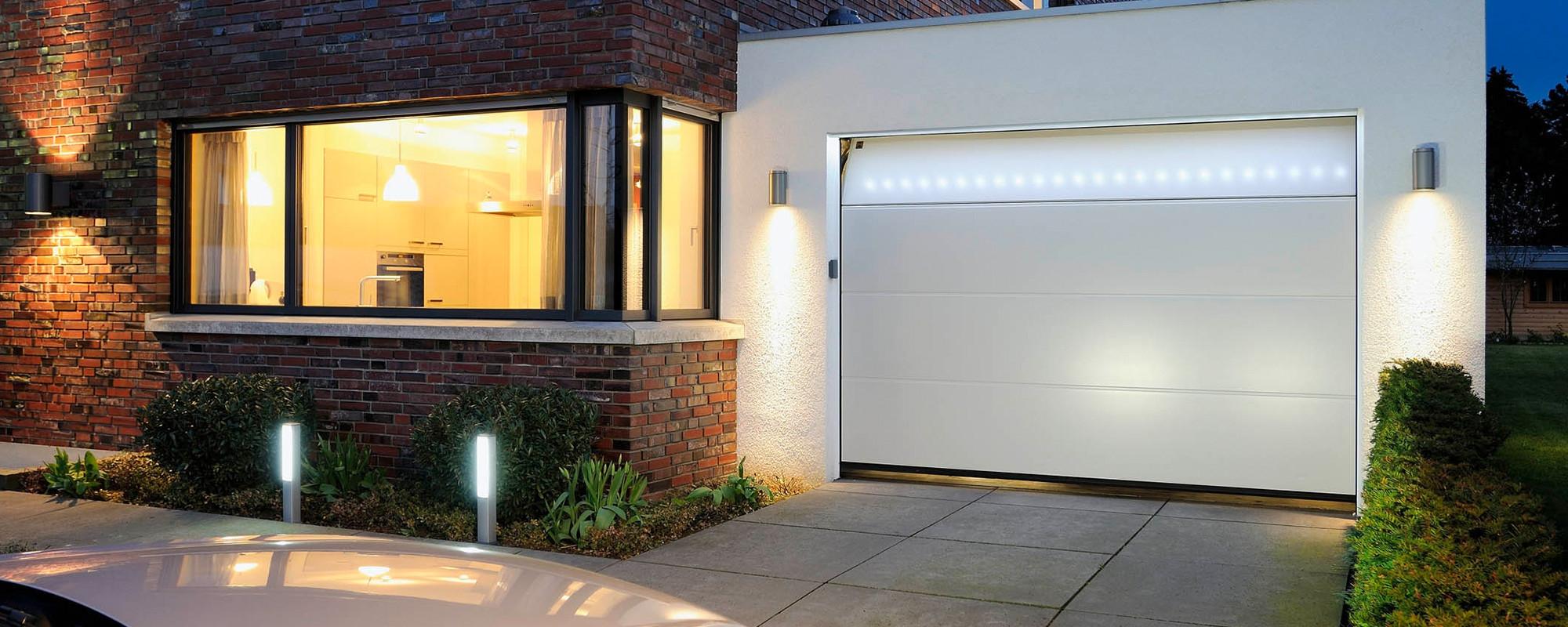 Aandrijving Hörmann garagedeur